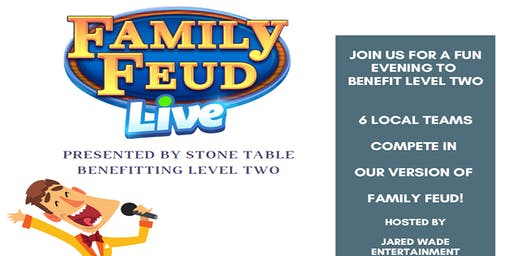 Level Two Live Game Show Night Presented by The Stone Table