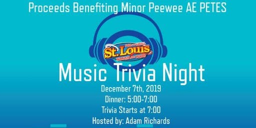 St Louis Music Trivia Night