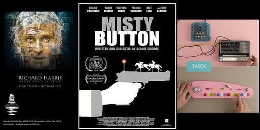 MISTY BUTTON preceded by TASOS