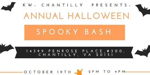 Annual Halloween Spooky Bash