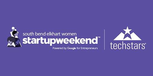 Techstars Startup Weekend WOMEN