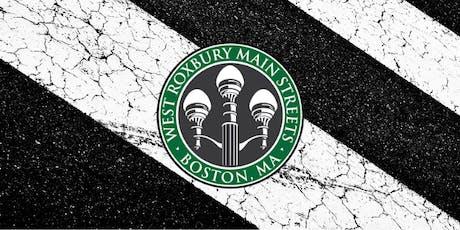 West Roxbury Main Streets - Marketing Committee tickets