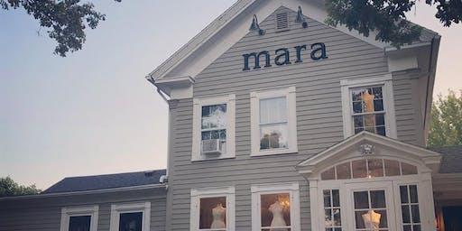 Mara's First Annual Bridal Showcase