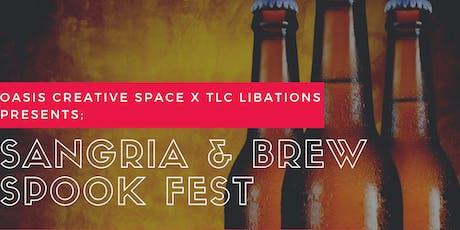 Sangria & Brew Spook Minifest tickets