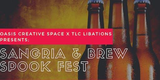 Sangria & Brew Spook Minifest