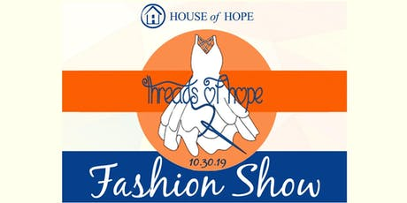 Threads of Hope Fashion Show tickets