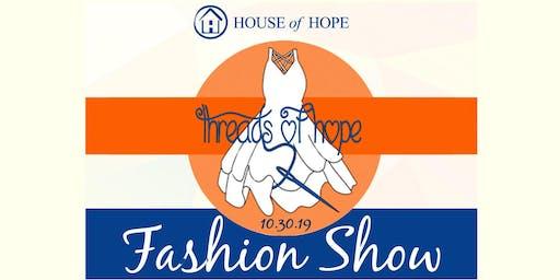 Threads of Hope Fashion Show