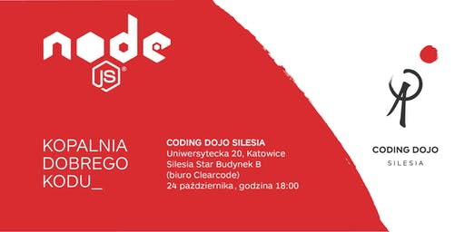 Coding Dojo Silesia #11K - Javascript Edition