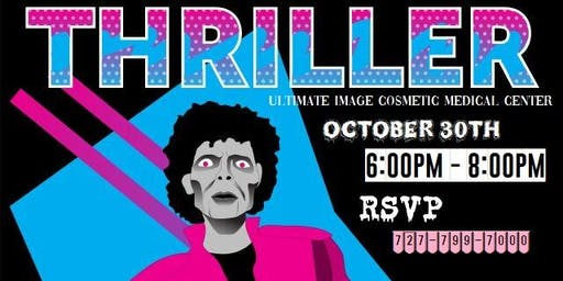 """Ultimate Image Cosmetic Medical Center """"Thriller"""" Event"""