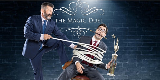 1/18 8PM Magic Duel Comedy Show at The Mayflower Hotel
