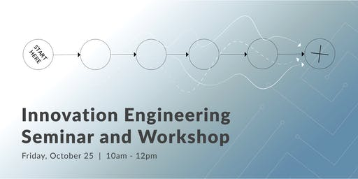 Innovation Engineering — Seminar & Workshop
