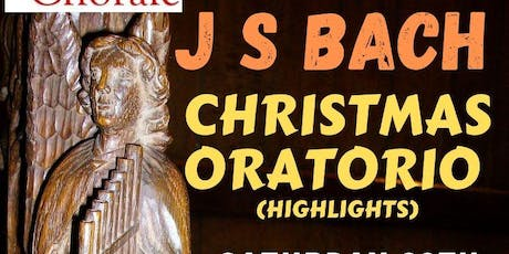 Christmas Oratorio by J S Bach tickets