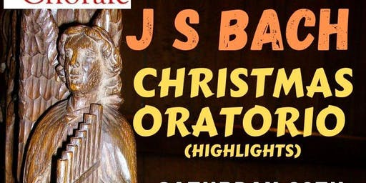 Christmas Oratorio by J S Bach