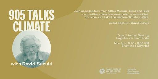 905 Talks Climate