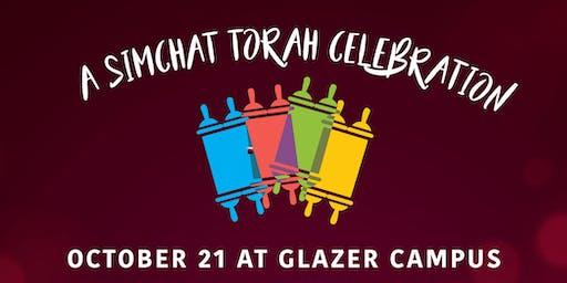 A Simchat Torah Celebration