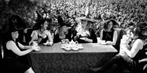 Witches Tarot & High Tea