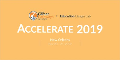 Fall 2019 ACCELERATE! Convening tickets