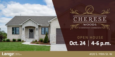 Experience Cherese Woods Development Open House! tickets