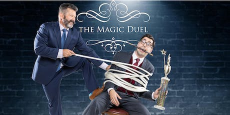 1/18 5PM Magic Duel Comedy Show at The Mayflower Hotel tickets
