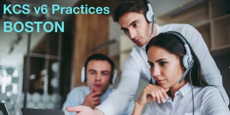 KCS® v6 Practices Workshop - Wed-Th Nov 6-7 BOSTON MA tickets