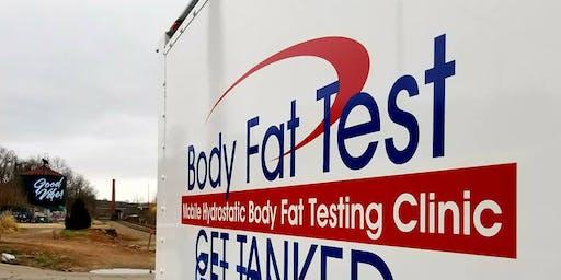 Community Health Day, Greensboro Body Composition Testing
