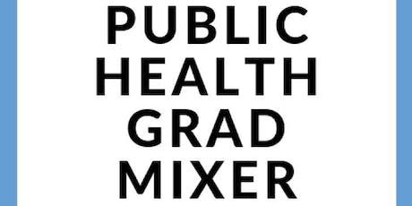 BUSPH x HSPH Public Health Grad Mixer tickets