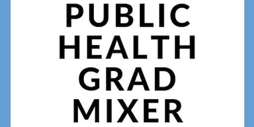 BUSPH x HSPH Public Health Grad Mixer