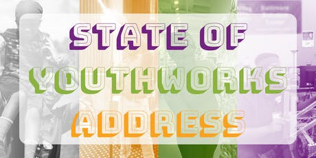 State of YouthWorks Address tickets