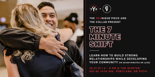 The 7 Minute Sh!ft