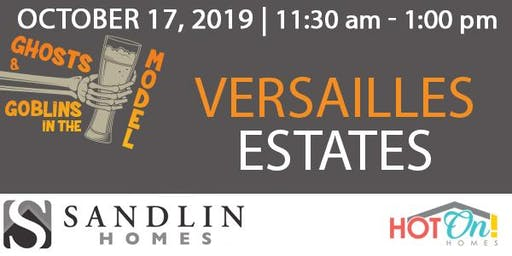 Costume Contest & Luncheon with Sandlin Homes