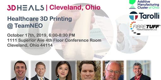 3DHEALS: Healthcare 3D Printing in Cleveland, Ohio