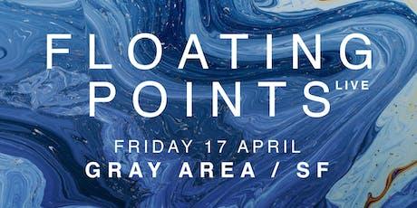 Floating Points - LIVE