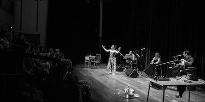 Performance: Sarmada. Part of Celebrating Syria Festival 2019
