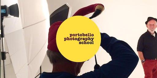 The Studio Portrait - Portobello Photography School