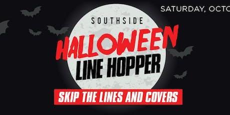 Halloween Line Hopper Pass! tickets