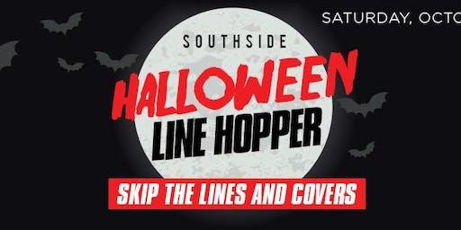 Halloween Line Hopper Pass!