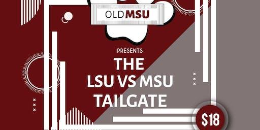Old MSU Tailgate: LSU @MSU