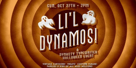 Li'l Dynamos Halloween Party! tickets