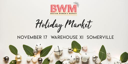 Boston Women's Holiday Market