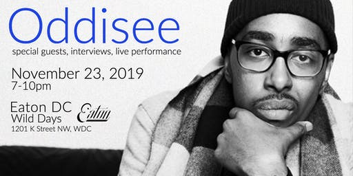 Oddisee & Friends at Eaton DC
