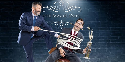 1/25 5PM Magic Duel Comedy Show at The Mayflower Hotel