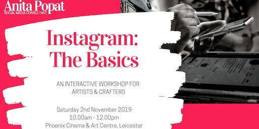 Instagram:  The Basics