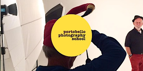The Studio Portrait - Portobello Photography School tickets
