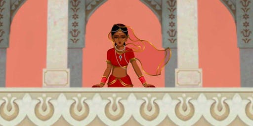 Bollywood at the Castro - Animated Tribute: Bombay Rose