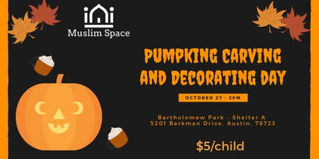 Fall Youth Activity: Pumpkin Carving & Decorating Party tickets