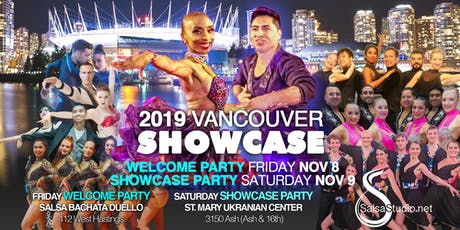 2019 Vancouver Latin Showcase Weekend tickets
