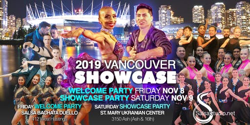 2019 Vancouver Latin Showcase Weekend