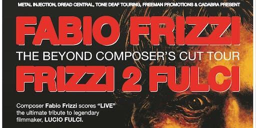 Fabio Frizzi Presents The Beyond