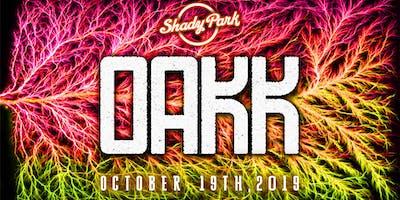 OAKK at Shady Park