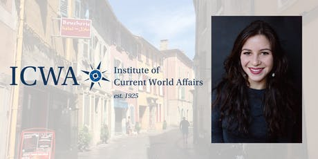 French identity politics with ICWA fellow Karina Piser tickets
